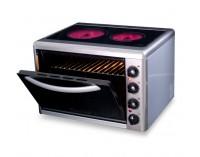 Мини готварска печка Елдом модел 201VFВ