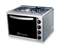 Готварска печка  Елдом модел 213VF